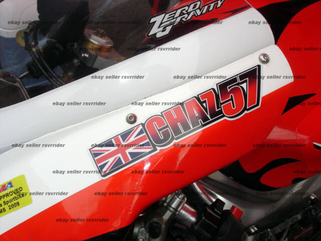 windscreen flag name number racing decal sticker