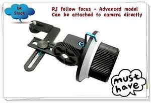 RJ-Follow-Focus-Unit-for-5D-MKII-7D-DSLR-Sony-Canon-Nikon-direct-attach-to-DSLR