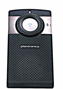 Oem-Plantronics-K100-Universal-Bluetooth-Car-Kit-Speaker-With-FM-Transmitter