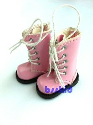 SALE Blythe Pullip 1/6 12 inch Dolls PINK Shoes Boot