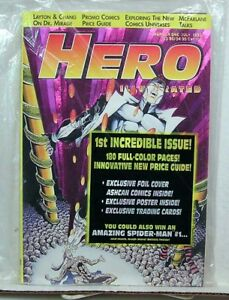 July-1993-HERO-ILLUSTRATED-Magazine-Number-1
