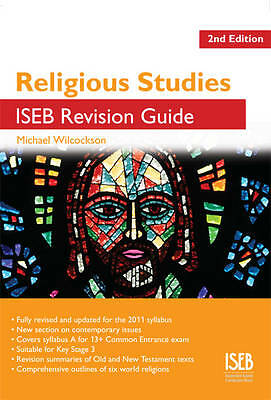 Religious Studies: A Revision Book for Common Entrance by Michael Wilcockson...