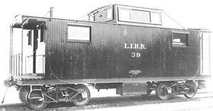 Funaro-Camerlengo-F-C-501-279-501-LIRR-LONG-ISLAND-N52A-As-Built-Caboose-Kit