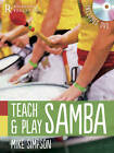 Teach and Play Samba by Mike Simpson (Mixed media product, 2012)