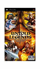 Untold Legends: Brotherhood of the Blade (Sony PSP, 2005)