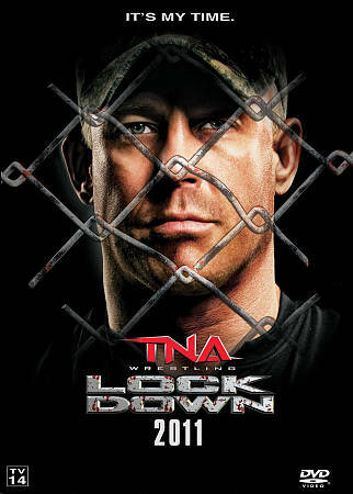 Tna Wrestling-Lock Down 2011  DVD NEW