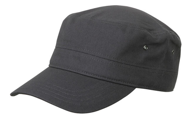 MB  MILITARY STYLE ARMY CAP BRUSHED PREMIUM  COTTON HAT - 11 GREAT COLOURS