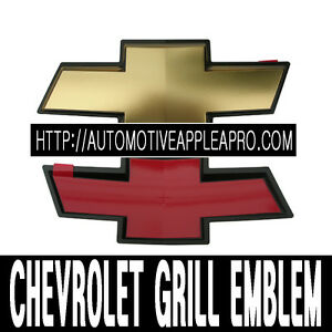 Front-Grill-CHEVROLET-CROSS-Emblem-For-06-07-08-09-10-11-Chevy-Captiva