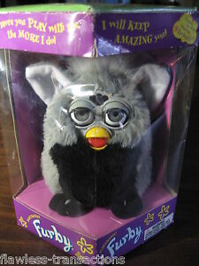 itm TIGER ELECTRONICS  Edition Original Electronic FURBY Model NEW IN BOX