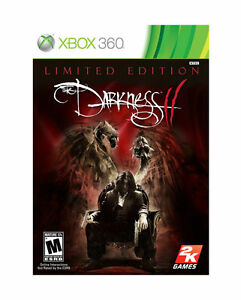 Xbox 360 the darkness ii 2 limited edition new and sealed   ebay.