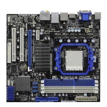 Asrock 880GMH/USB3 R2.0 ATI HDMI Windows 7 64-BIT