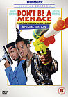 Don't Be A Menace To South Central While Drinking Your Juice In The Hood (DVD, 2011)