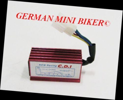 RACE CDI 12V passend Skyteam SKYMAX SKYMINI Jincheng 50 /& 125 12V Monkey Dax