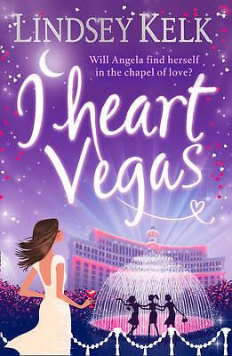 I Heart Vegas, Kelk, Lindsey, New Book
