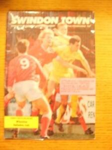 27091988 Swindon Town v Crystal Palace Football League Cup Folded No obvi - <span itemprop=availableAtOrFrom>Birmingham, United Kingdom</span> - Returns accepted within 30 days after the item is delivered, if goods not as described. Buyer assumes responibilty for return proof of postage and costs. Most purchases from business s - Birmingham, United Kingdom