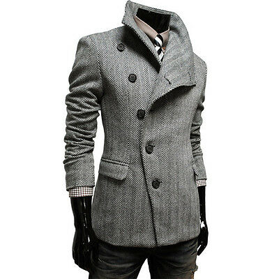 TheLees NWT Mens casual Slim fit Double Single Jacket Coat Blazer Collection