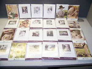 Lot-of-250-Assorted-Quality-Greeting-Cards-Envelopes-Birthday-Sympathy-More