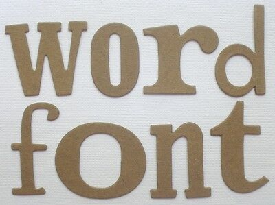 "1"" WORD PLAY - 3 extra sets: Cardstock 2 black & 1 blue  - 37 pieces each"