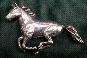 PFERD ANSTECKNADEL PIN A19 RUNNING HORSE - Salzburg, Österreich - Rücknahmen akzeptiert - Salzburg, Österreich