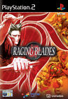 Raging Blades (Sony PlayStation 2, 2003, DVD-Box)