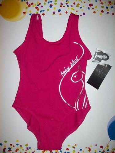 Baby Phat Swimsuit//Swimwear One-Piece Toddler Girls Sz 4T Pink NWT