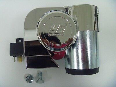 HARLEY DAVIDSON SOFTAIL SUPER LOUD BLAST 142DB UNIVERSAL AIR HORN COMPACT AH1
