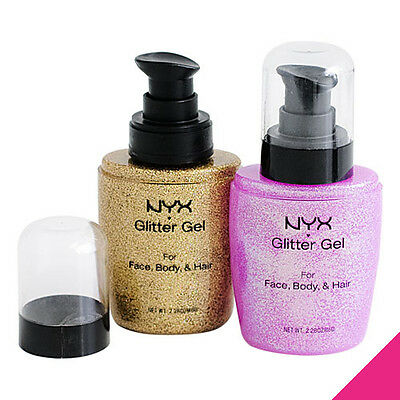 "1 NYX Body Glitter Gel ""Pick 1 Color"" Venus Beuaty Shop"