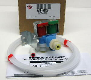 W10408179-Whirlpool-Kenmore-Kitchenaid-Refrigerator-Water-Valve-for-4389177