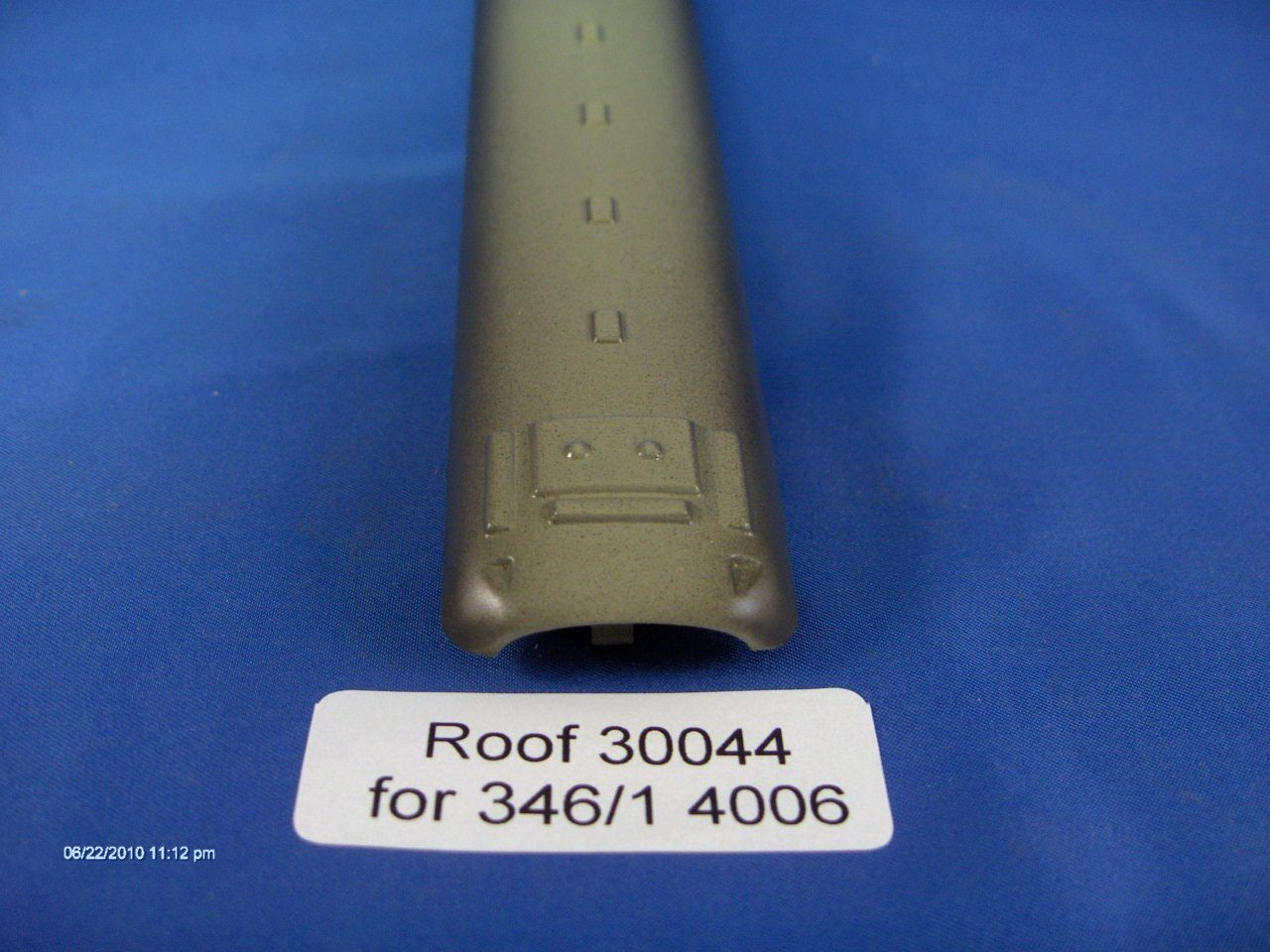EE 280 Marklin HO 30044 Roof for 4006 346 1 Professionally Repainted