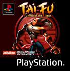 T'ai Fu - Die Rache des Tigers (Sony PlayStation 1, 1999)