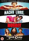 The Love Guru/Norbit/Nacho Libre (DVD, 2009, 3-Disc Set, Box Set)