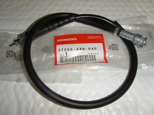 Honda-Genuine-750-Tachometer-Cable-Tach-CB750K-350-360-500-550-650-37260-449-840