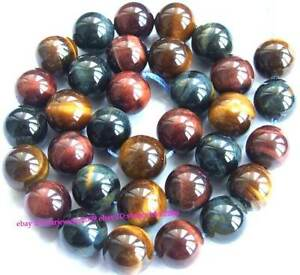 Multicolor-natural-Tiger-Eye-Round-Beads-15-6mm-8mm-10mm-12mm-14mm