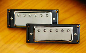 Mini-Humbucker-Pickup-Set-With-Nickel-Covers