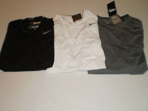 Mens-Nike-Pro-Combat-Compression-Base-Layer-Dri-Fit-Long-Sleeve-LS-Shirt-269607