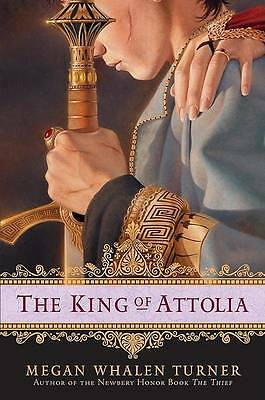The King of Attolia by Megan Whalen (Hardback, 2006)