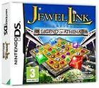 Jewel Link Chronicles: Legend of Athena (Nintendo DS, 2011) - European Version
