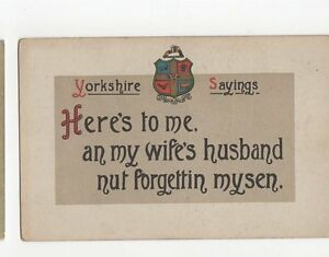 Yorkshire-Sayings-Vintage-Postcard-0697