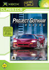 Project Gotham Racing (Microsoft Xbox, 2003, DVD-Box)