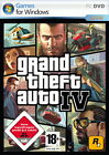 Grand Theft Auto IV (PC, 2008, DVD-Box)