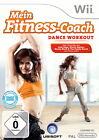 Mein Fitness-Coach: Dance Workout (Nintendo Wii, 2010, DVD-Box)
