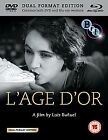L'Age d'or (Blu-ray and DVD Combo, 2011, 2-Disc Set)