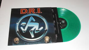 D-R-I-CROSSOVER-LP-GREEN-dri-dirty-rotten-imbecile