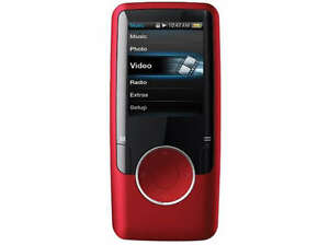 RED-Coby-MP620-4G-4-GB-1-8-034-MP3-VIDEO-PLAYER-FM-RADIO