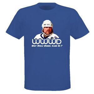 Wwjd-Wendel-Clark-Clarke-Toronto-Buds-T-Shirt