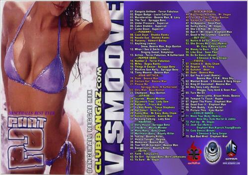 V.SMOOVE DANCEHALLS BEST EVER MIX CD PART 2