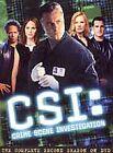 C.S.I. - Crime Scene Investigation - Vegas - Series 2 - Complete (DVD, 2003, 6-Disc Set)