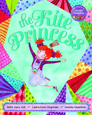 The Kite Princess by Juliet Clare Bell, Good Book (Paperback) FREE & Fast Delive