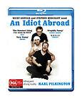 A Idiot Abroadn : Series 1 (Blu-ray, 2011, 2-Disc Set)