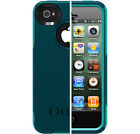 Otterbox APL4-I4SUN-F6-E4OTR Commuter Series Hybrid Case for iPhone 4 & 4S - Retail Packaging - Dee...